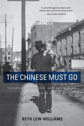 chinese must go